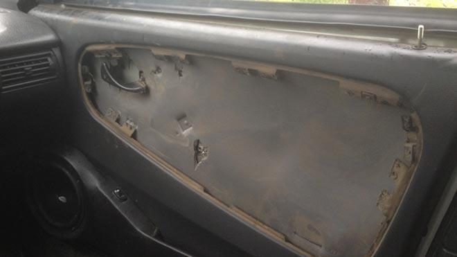 Как заменить обшивку дверей на ВАЗ 2114 своими руками