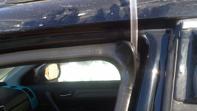 Как восстановить уплотнитель двери автомобиля своими руками
