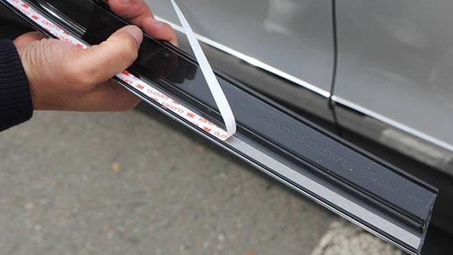 От А до Я: все о ветровиках и дефлекторах на дверь автомобиля
