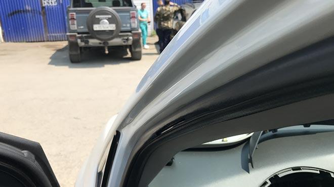 Как правильно восстановить уплотнитель двери автомобиля своими руками