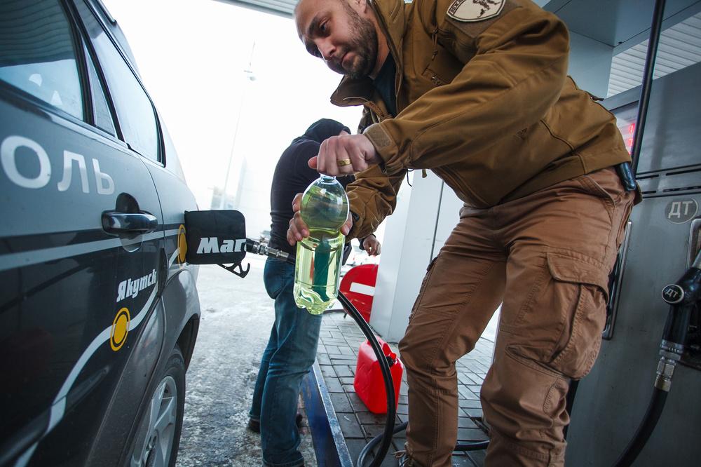 Мошенничество на АЗС: обман с недоливом бензина