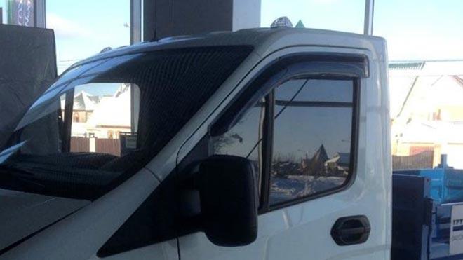 Особенности замены лобового стекла на автомобиле ГАЗель