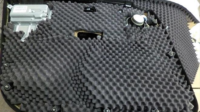 Как сделать качественную шумоизоляцию дверей автомобиля Лада Гранта