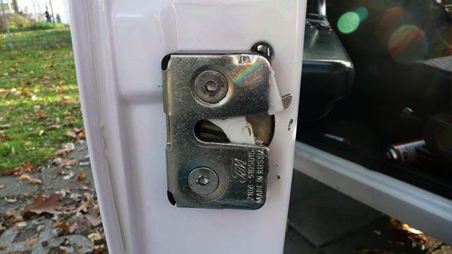 Инструкция по регулировке дверей и замков на автомобиле ВАЗ 2107