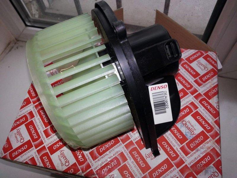 Как отремонтировать печку Fiat Ducato