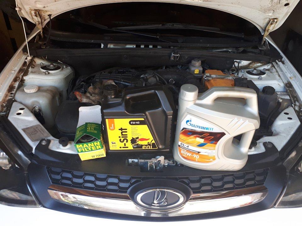 Как часто нужно проводить ТО для автомобилей Лада Калина