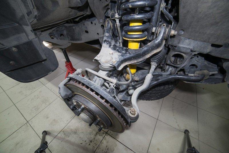 Особенности регламента технического обслуживания Mitsubishi Pajero