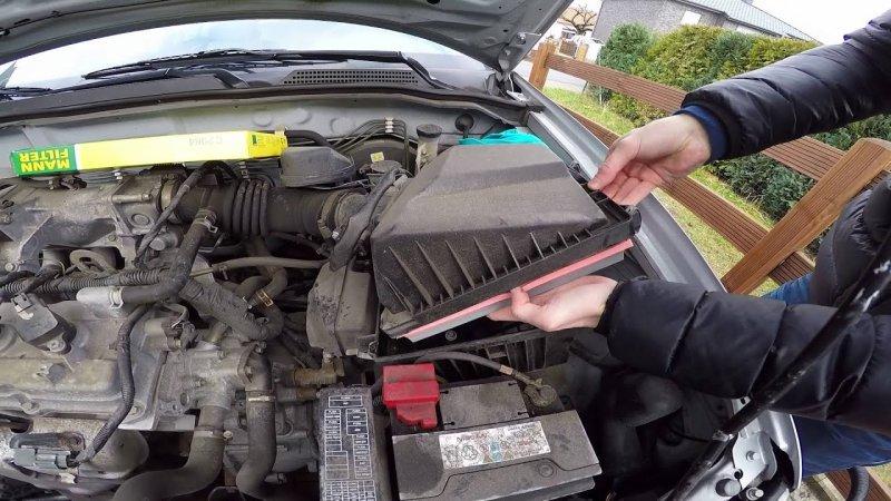 Особенности регламента технического обслуживания Nissan Almera