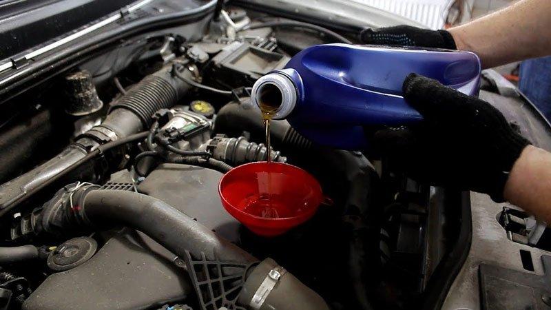 Установленный регламент технического обслуживания для Renault Duster