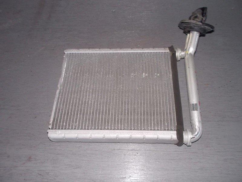 Как отремонтировать и заменить радиатор отопителя Toyota Allion