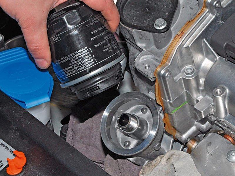 Особенности регламента технического обслуживания автомобиля Volkswagen Polo