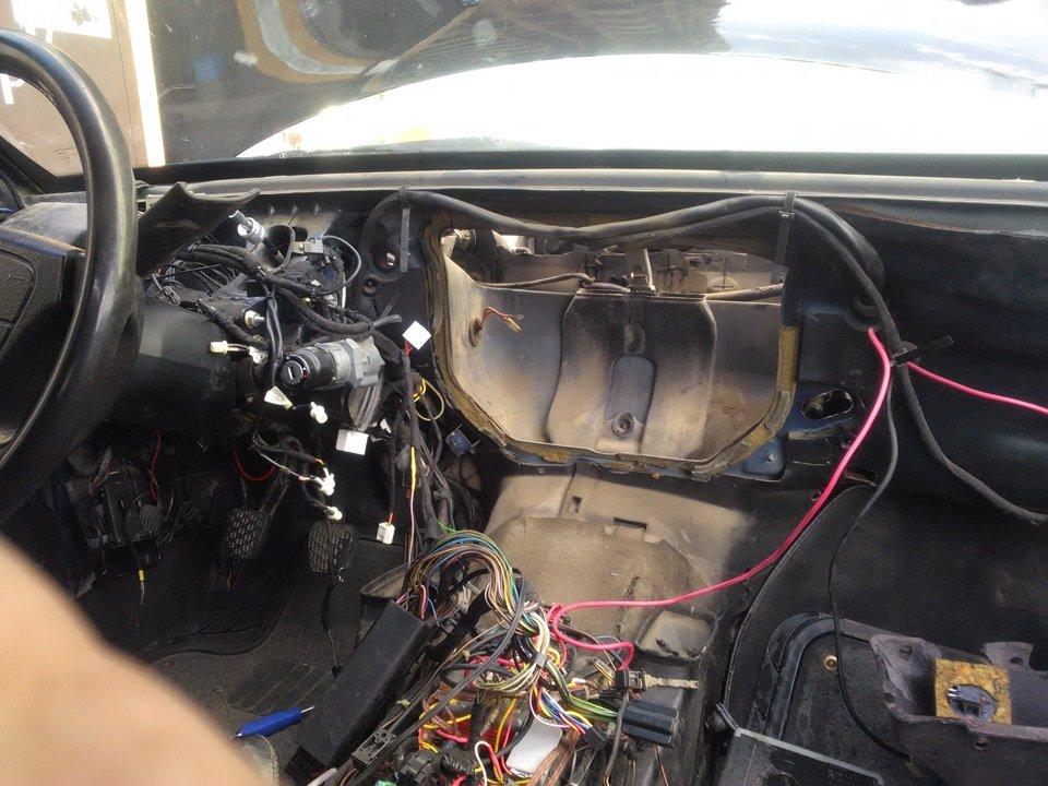 Почему на Mercedes 124 может не работать печка и как это исправить