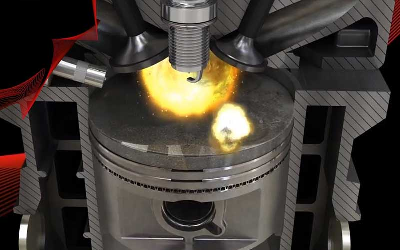 Из-за чего возникает стук пальцев в двигателе