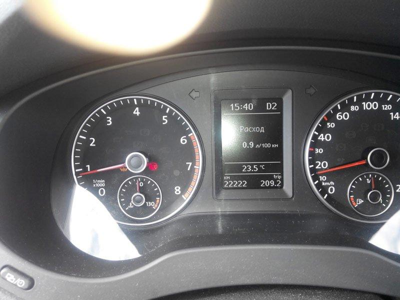Как выполняется сброс межсервисного интервала на автомобилях Volkswagen Jetta
