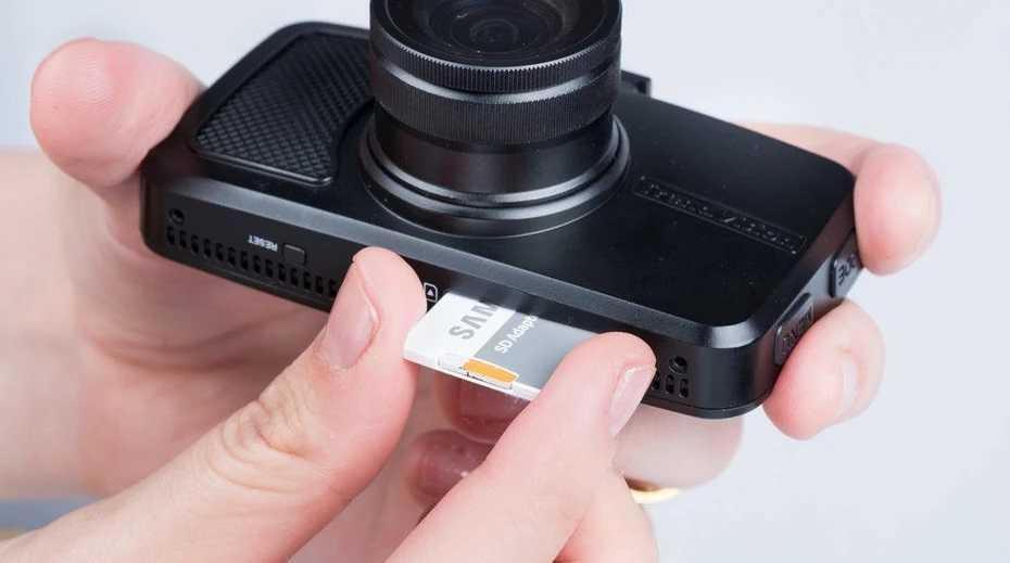 Почему видеорегистратор не видит карту памяти и как это устранить