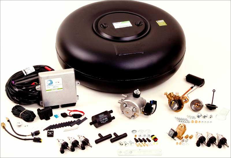 Как работает ГБО 5 поколения, его установка и настройка на автомобиле