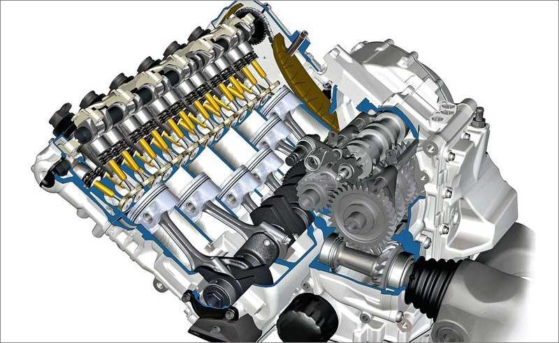 Рабочий объём двигателя: что это за величина, на что она влияет