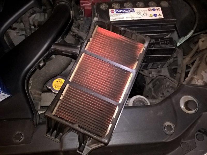 Особенности регламента технического обслуживания Nissan Tiida