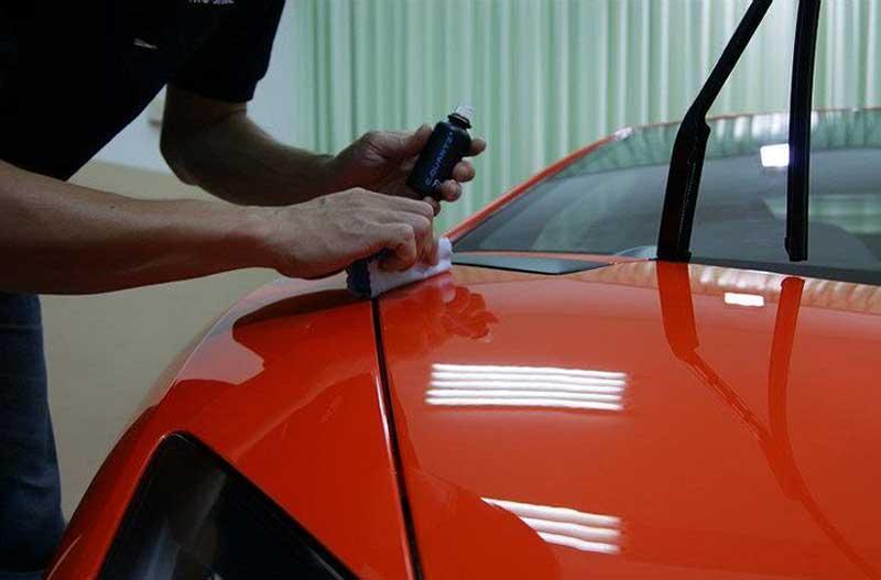 Что такое жидкое стекло и как его правильно наносить на кузов автомобиля