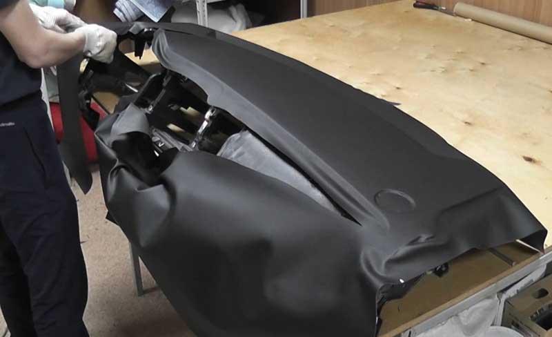 Эффективные способы борьбы с трещинами и царапинами на панели автомобилей