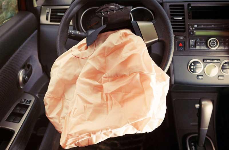 Как восстанавливаются подушки безопасности после срабатывания