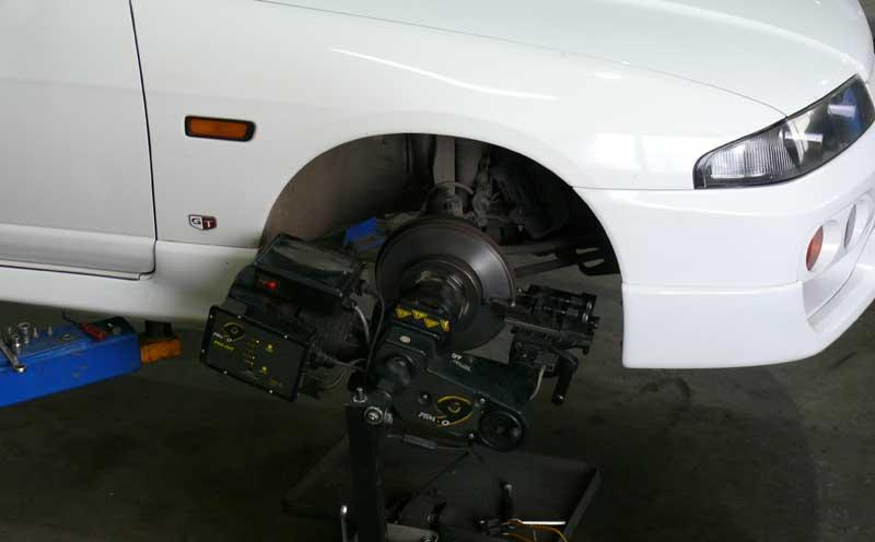 Как можно выполнить проточку тормозных дисков и когда это стоит делать
