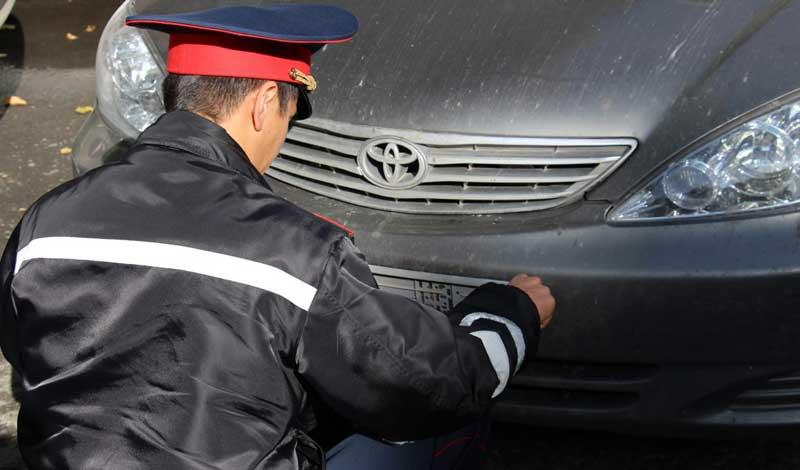 Что нужно знать об установке государственного номера на автомобиль
