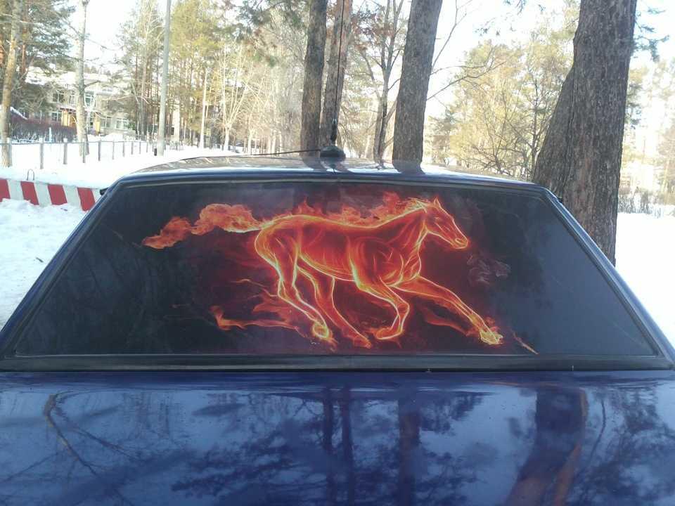 Что такое шелкография на стекле автомобиля, как её нанести и удалить с поверхности