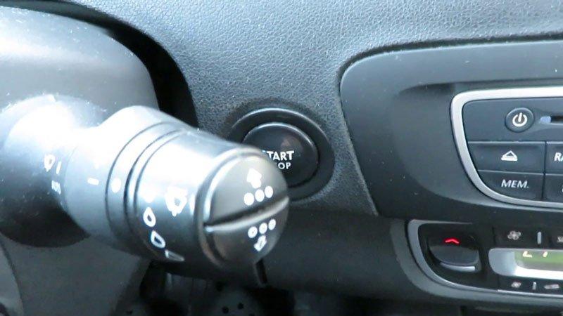 Сброс межсервисного интервала Renault Fluence