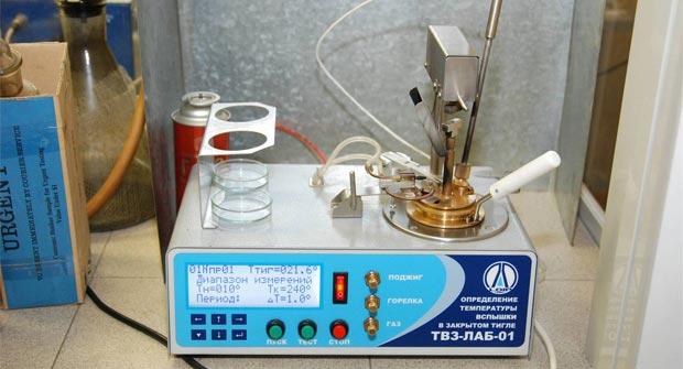 Температура вспышки и кипения трансформаторного масла
