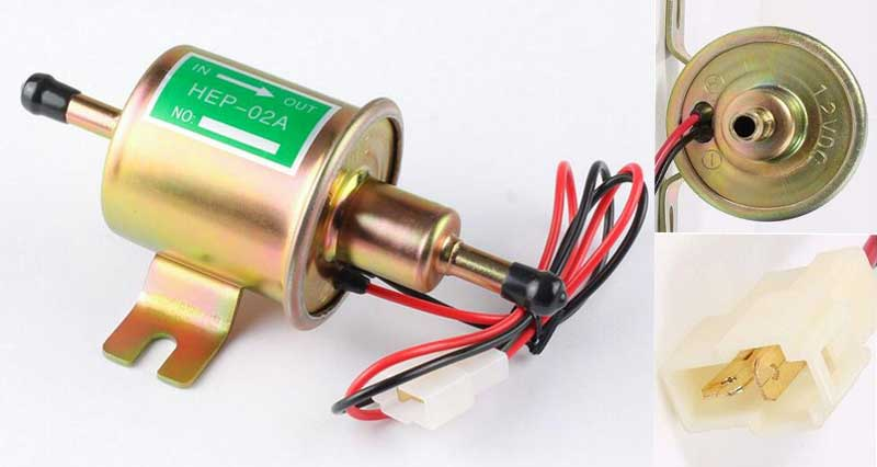 Что такое топливный насос низкого давления, его устройство, принцип работы и назначение