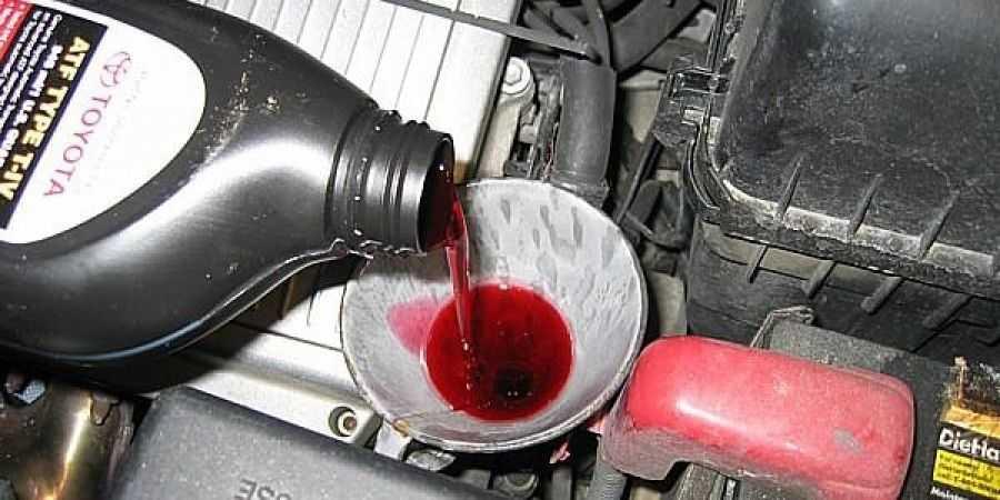 В чём опасность перелива масла в АКПП и как это исправить