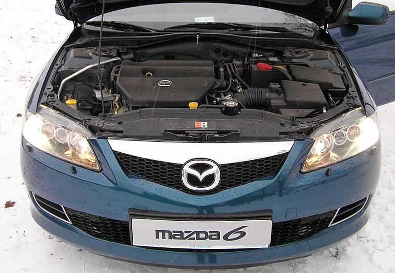 Как и когда проводится техническое обслуживание Mazda 6