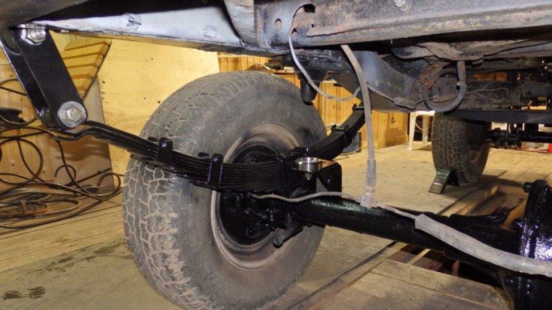 С какой целью в автомобилях устанавливают рессоры, и как они работают