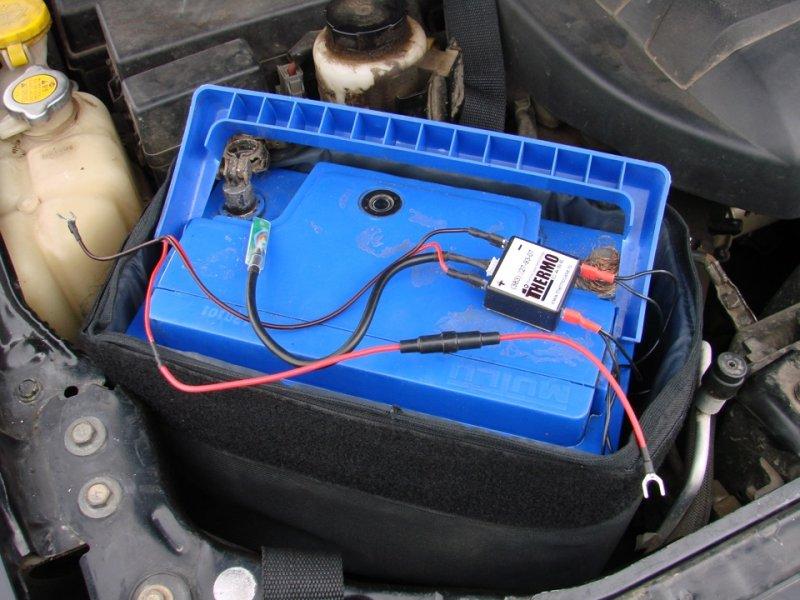 Допускается ли зарядка аккумулятора автомобиля на морозе