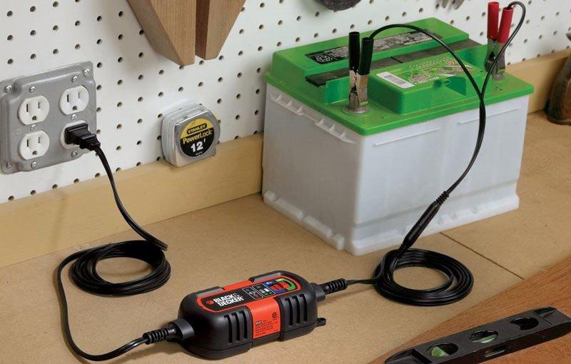 Что нужно знать о правильной зарядке необслуживаемых аккумуляторов