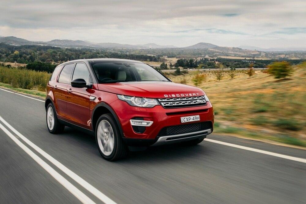 Как делается обслуживание автомобиля Land Rover Discovery по регламенту