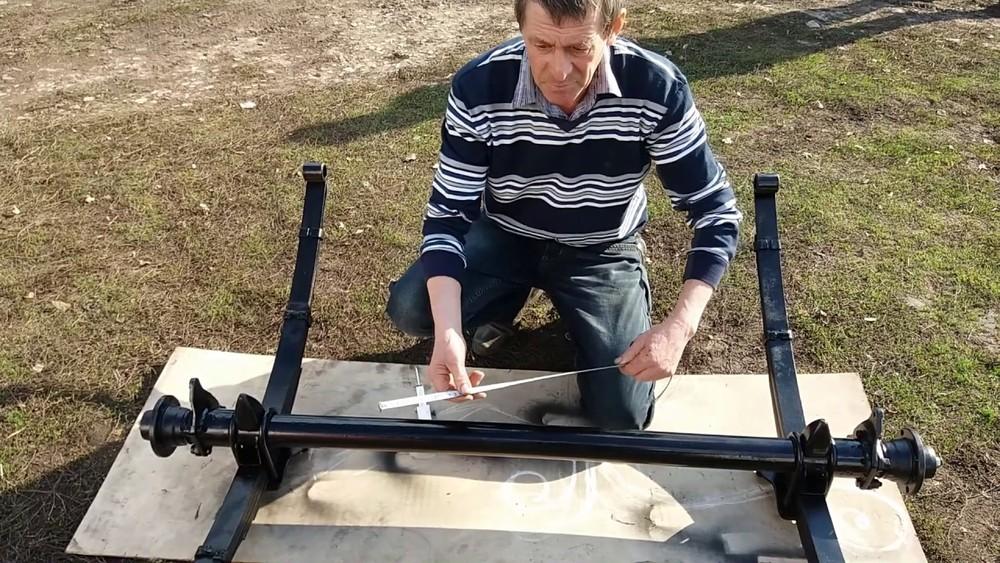 Как самостоятельно смастерить прицеп для квадроцикла