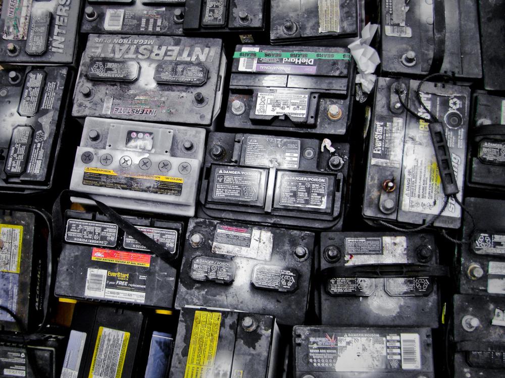 Отработанные аккумуляторы для авто — куда и как сдавать на утилизацию