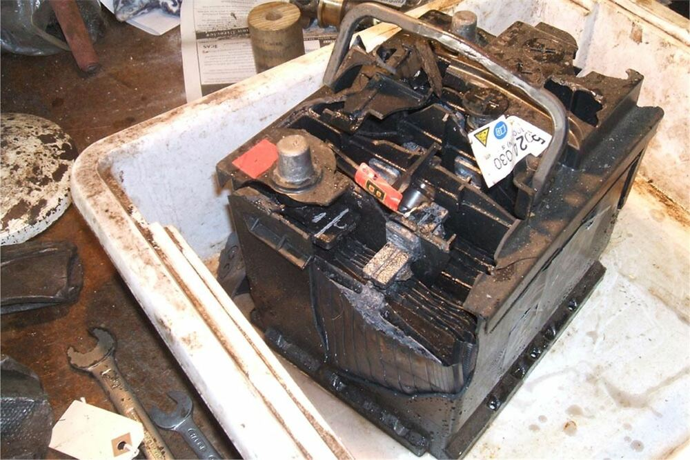 Причины взрыва автомобильных аккумуляторов и способы предотвращения опасности