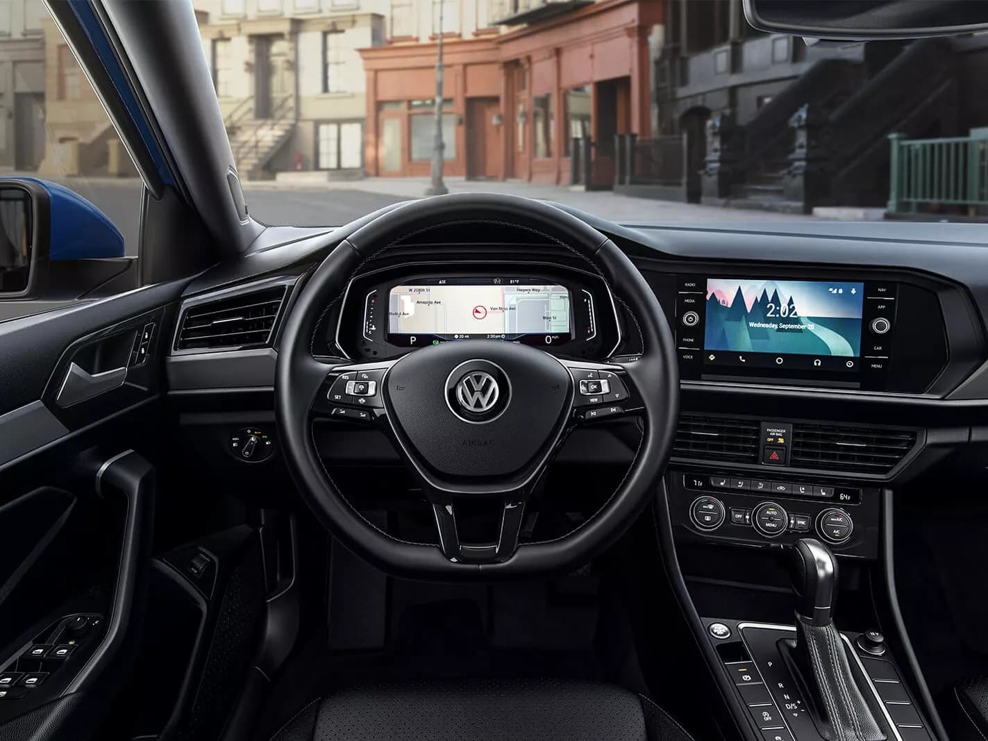 Объявлен старт продаж нового Volkswagen Jetta