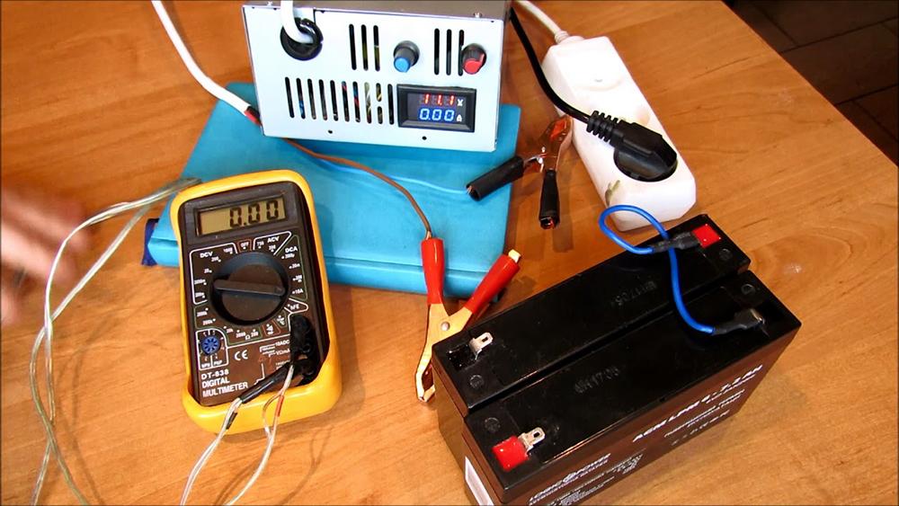 Характерные особенности гелевых аккумуляторов, их зарядка и обслуживание